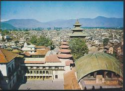 °°° 4077 - NEPAL - KATMANDU VALLEY - PRADHAN - With Stamps °°° - Nepal