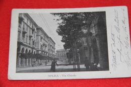 La Spezia  Via Chiodo 1902 Con Bella Animazione - La Spezia