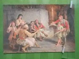 Kov 1228 - PAJA JOVANOVIC, ESCRIME, ACADEMIE SERBE, SANU - Peintures & Tableaux