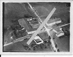 Meuse? Vue Aérienne Colonne De Cavaliers 1 Photo D'un Album D'aviateur Bavarois 1 Photo 1914-1918 14-18 Ww1 - War, Military
