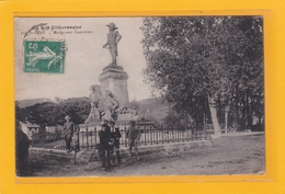 SAINT-CERE -46- EDIFICES - MONUMENTS - Monument Canroibert - Animation - Saint-Céré