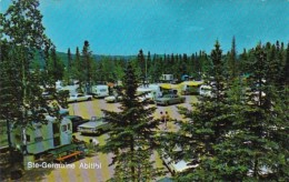 Canada Quebec Ste Germaine Camping dans la Belle Province