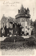- SAINT-GERMAIN-LE-PRINCAY -1908- Château Des Roche-Baritaut - - Frankreich