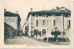 ASPET Café Baylac - Otros Municipios
