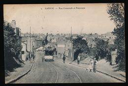 SANVIC = RUE CRONSTADT ET PANORAMA  - TRAM - France
