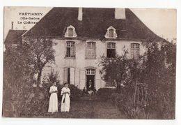 70  FRETIGNEY   Le Château - Frankreich