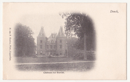 Donk: Château Ter Borcht. - Kapellen