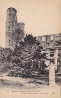 France Anbbaye de Jumieges L'Eglise Notre-Dame