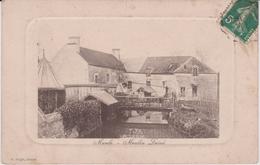 Yvelines :  MAULE :  Moulin  Lainé - Maule