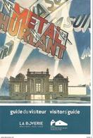 """SCHUITEN  - Guide Du Visiteur """"Expo A Suivre - Métal Hurlant"""" - Livres, BD, Revues"""