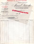 16 -MOUTHIERS SUR BOEME-FABRIQUE  PAPETERIE IMPRIMERIE - MARCEL LAROCHE- PAPIERS COUCHES- - Stationeries (flat Articles)
