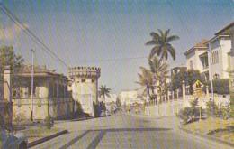 Costa Rica San Jose Central Avenue