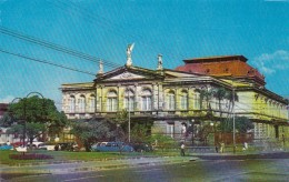 Costa Rica San Jose The National Theatre