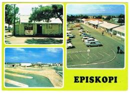 RB 1146 -  1982 Postcard - Eposkopi Cyprus - Y.M.C.A. - Dodges City & St John's School - Cyprus