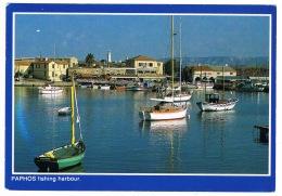 RB 1146 -  1990's Postcard - Historic Paphos Cyprus - Cyprus