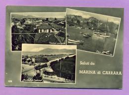 Saluti Da Marina Di Carrara - Carrara