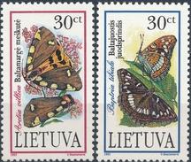 Litouwen  Butterflies - Vlinders