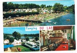 B-6295   ROBERTVILLE : Camping Du Lac ( JUKEBOX ) - Weismes