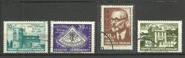 Turkey; 1961 50th Anniv. Of Kandilli Observatory - 1921-... República