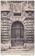 Cp , 13 , AIX-EN-PROVENCE , Hôtel De Simiane De La Cépède , Rue Chastel - Aix En Provence