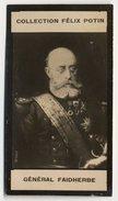 Collection Felix Potin - 1898 - REAL PHOTO - Général Faidherbe - Félix Potin