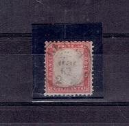 ITALIE - N° 4 - OB - 1862 - 1861-78 Vittorio Emanuele II