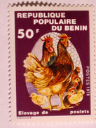 BÉNIN  1978  LOT# 2  CHICKEN - Bénin – Dahomey (1960-...)
