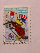BÉNIN  1984  LOT# 4  SUMMER OLYMPICS MASCOT - Bénin – Dahomey (1960-...)