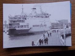 Boot, Bateau, Boat / Oostende - Princesse Marie Christine --> Onbeschreven - Oostende