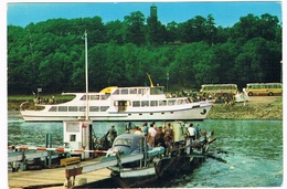 SCH-710   WESTERBOUWING : With Ferry - Veerboten