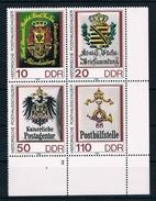 DDR Michel Nr. 3306 - 3309 Viererblock Postfrisch - Unused Stamps