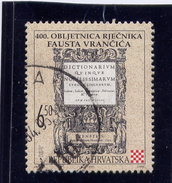 CROATIA 1995   USED # 271,   EUROPEAN Language Dictionary   Used - Croatie