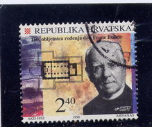 CROATIA 1996   USED # 311b  FRANC BULIC Archeologist  Used - Croatie