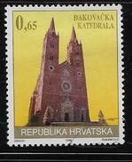 CROATIA 1996   USED # RA74    Dakovaska Cathedral         Used - Croatie