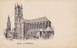 Gent, Gand, La Cathédrale (34571) - Gent