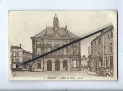 CPA   -  Boulay - Hôtel De Ville - Boulay Moselle