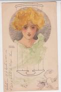 Illustratore Raphael Kirchner Art Nouveau - Kirchner, Raphael