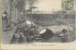TARASCON  Les Bords De La Roubine (lavandières) - Tarascon
