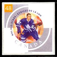 Canada (Scott No.1972a - Joueurs étoiles [NHL] All Stars - 4) (o) - 1952-.... Règne D'Elizabeth II