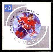 Canada (Scott No.1972c - Joueurs étoiles [NHL] All Stars - 4) (o) - 1952-.... Règne D'Elizabeth II