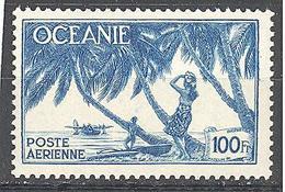 Oceanie: Yvert N° A 18*; - Oceania (1892-1958)
