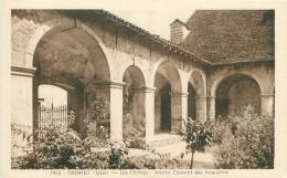 38 - CREMIEU - Les Cloîtres - Ancien Couvent Des Augustins - Crémieu