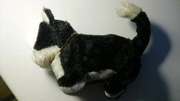Chat Mécanique Peluche - Marche Et Miaule - Cuddly Toys