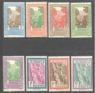 Oceanie: Yvert N° Taxe 10/19**; Les 10 Et 12* - Oceania (1892-1958)