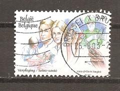 Bélgica - Belgium - Yvert  3144, 3146, 3148 (usado) (o) - Bélgica