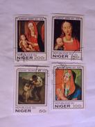 NIGER  1979  LOT# 2  PAINTING - Niger (1960-...)