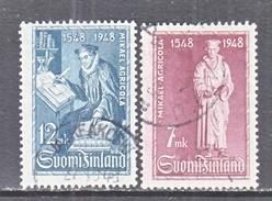 FINLAND  276-7   (o)   RELIGION - Finland