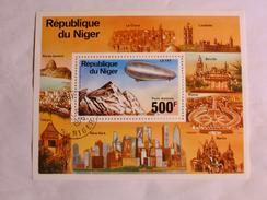 NIGER  1976  LOT# 4  ZEPPELIN - Niger (1960-...)