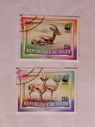 NIGER  1998  LOT# 5  ANIMAL  WWF - Niger (1960-...)
