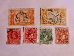NIGERIA  1914-53  LOT# 1 - Nigeria (1961-...)